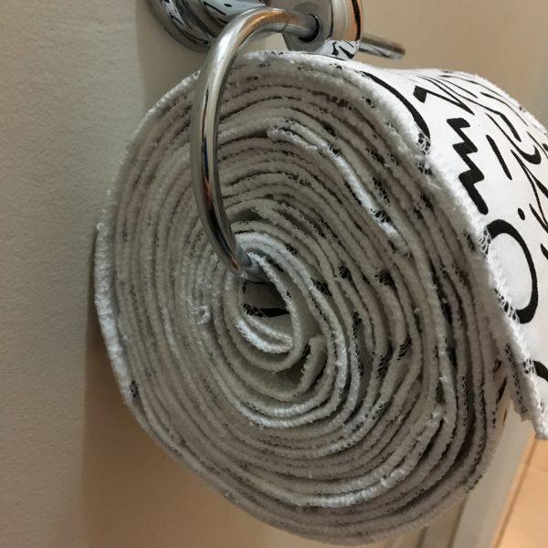 Family Towel / Reusable Toilet Paper